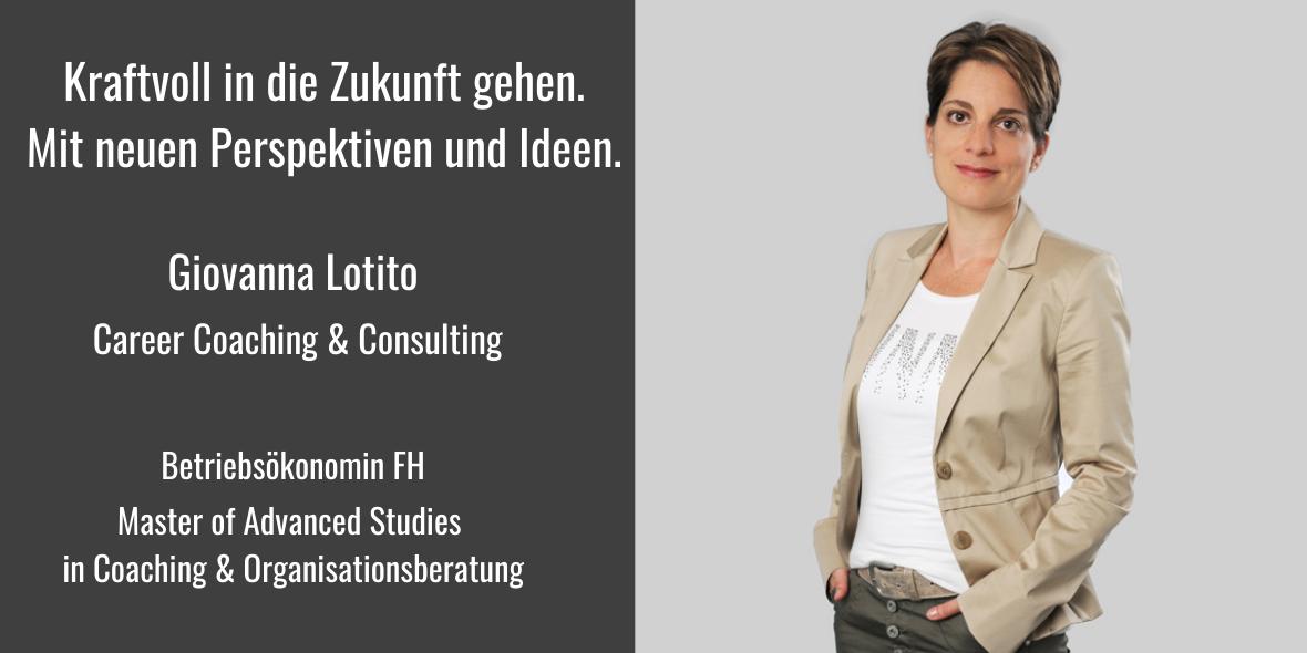 Giovanna Lotito, Caeer Coach & Consultant